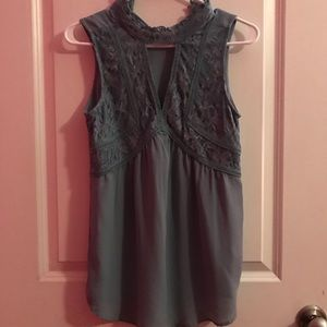 Maurices Top XS Teal